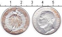 Изображение Монеты Италия 2 лиры 1911 Серебро