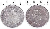 Изображение Монеты Брауншвайг-Вольфенбюттель 1 талер 1842 Серебро XF