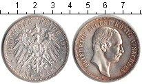 Изображение Монеты Саксония 5 марок 1914 Серебро XF Фридрих Август III.