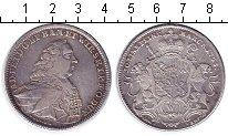 Изображение Монеты Вюрцбург 1 талер 1765 Серебро