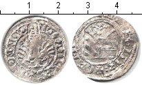 Изображение Монеты Германия 3 крейцера 1513 Серебро