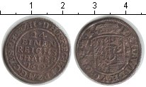 Изображение Монеты Бранденбург 1/24 талера 1679 Медь