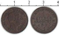 Изображение Монеты Германия Пруссия 1 грош 1835 Серебро