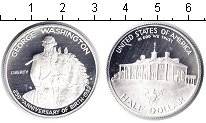 Изображение Мелочь США 1/2 доллара 1982 Серебро Proof-