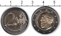 Изображение Мелочь Греция 2 евро 2013 Биметалл UNC-