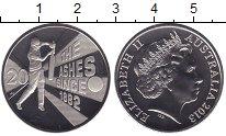 Изображение Мелочь Австралия 20 центов 2013  UNC- Елизавета II.