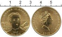 Изображение Мелочь Острова Кука 1 доллар 2013  UNC-