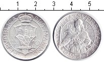Изображение Монеты Сан-Марино 10 лир 1932 Серебро XF