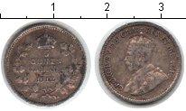 Изображение Монеты Канада 5 центов 1912 Серебро VF Георг V