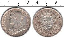 Изображение Монеты Великобритания 1/2 кроны 1898 Серебро XF