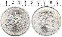 Изображение Монеты Антильские острова 25 гульденов 1973 Серебро Proof 25-летие правления к