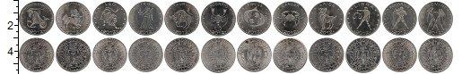 Изображение Наборы монет Сомалиленд Сомалиленд 2012 2012 Медно-никель UNC- В наборе 12 монет но