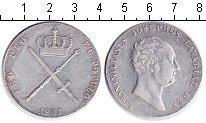 Изображение Монеты Бавария 1 талер 1821 Серебро VF