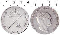 Изображение Монеты Бавария 1 талер 1816 Серебро  Максимилиан I Иосиф