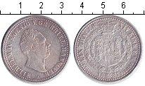 Изображение Монеты Германия Ганновер 1 талер 1837 Серебро