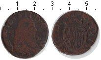 Изображение Монеты Сицилия номинал? 1678   SICILY. 17 век