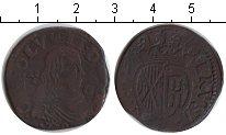 Изображение Монеты Сицилия номинал? 1679   SICILY. 17 век