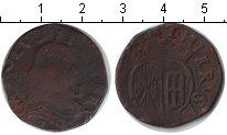 Изображение Монеты Сицилия номинал? 1679