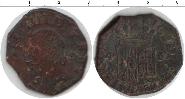 Картинка Монеты Сицилия номинал?  1646