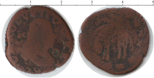 Картинка Монеты Сицилия 1 торнеси Серебро 0