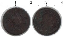Изображение Монеты Сицилия 4 кавалли 1791 Медь  NAPLES & SICILY. Фер