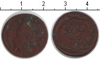 Изображение Монеты Италия Сицилия 6 кавалли 1788 Медь XF