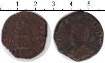 Изображение Монеты Испания 4 мараведи 1627 Медь
