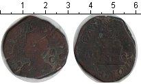Изображение Монеты Испания 4 мараведи 1629 Медь