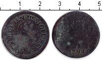 Изображение Монеты Италия 9 кавалли 1791 Медь