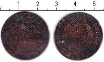 Изображение Монеты Италия 2 сольдо 1754 Медь