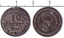Изображение Монеты Вестфалия 10 сантимов 1810 Медь VF