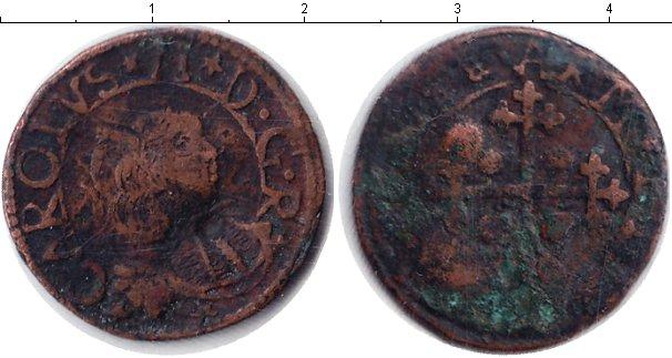Картинка Монеты Сардиния 1 каглиаресе Медь 0