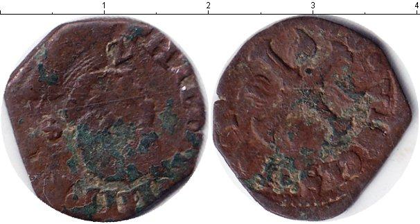 Картинка Монеты Сардиния Номинал Медь 0