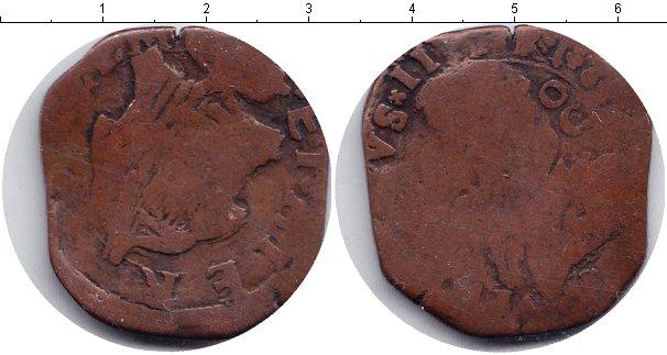 Картинка Монеты Испания 4 мараведи Медь 0