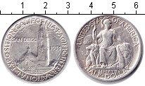 Изображение Монеты США 1/2 доллара 1935 Серебро XF САН-ДИЕГО-ТИХООКЕАНС