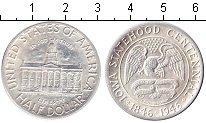 Изображение Монеты США 1/2 доллара 1946 Серебро XF