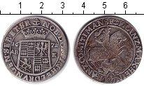 Изображение Монеты Германия Мансвелд 1/3 талера 1672 Серебро