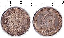 Изображение Монеты Пруссия 2 марки 1901 Серебро XF 200-летие Прусского