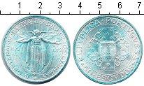 Изображение Монеты Португалия 50 эскудо 1972 Серебро XF Луизиада