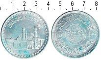Изображение Монеты Египет 1 фунт 1980 Серебро UNC- мечеть