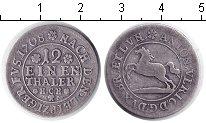 Изображение Монеты Брауншвайг-Вольфенбюттель 1/12 талера 1708 Серебро