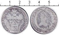 Изображение Монеты Австрия 20 крейцеров 1761 Серебро VF Мария Тереза