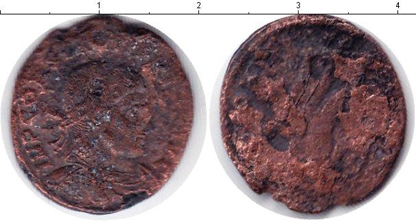 Картинка Монеты Древний Рим номинал? Медь 0