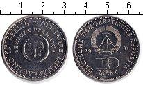 Изображение Монеты ГДР 10 марок 1981 Медно-никель UNC- 700 лет Берлину
