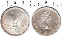 Изображение Монеты Канада 5 долларов 1974 Серебро UNC- Елизавета II