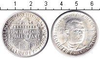 Изображение Монеты США 1/2 доллара 1946 Серебро XF Букер Вашингтон