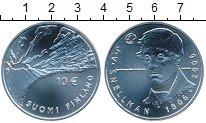 Изображение Монеты Финляндия 10 евро 2006 Серебро UNC 200 лет со дня рожде