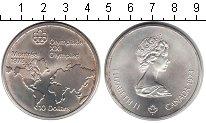 Изображение Монеты Канада 10 долларов 1973 Серебро UNC-