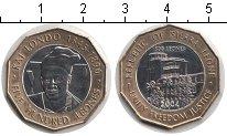Изображение Мелочь Сьерра-Леоне 500 леоне 2004 Биметалл UNC- Кай Лондо