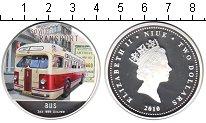 Изображение Подарочные наборы Ниуэ 2 доллара 2010 Серебро Proof